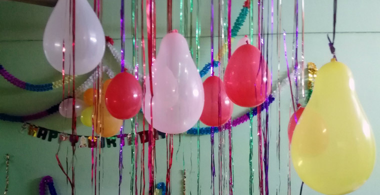 Spazio feste