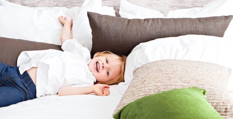 Rilassarsi giocando: un nuovo appuntamento per i bambini di 2 e 3 anni