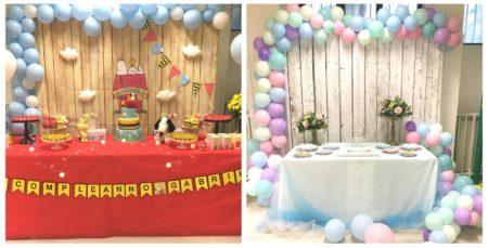 Tuttotondo - allestimenti feste di compleanno